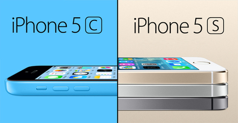 Which Between iPhone 5s and 5c is the Wiser Choice? | Writing in my Own Words | Scoop.it