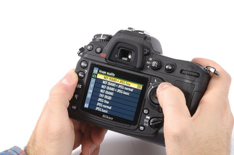 The right way to set up your camera | Digital Camera World | Evidence of Appropriate Technology And Equipment Use | Scoop.it