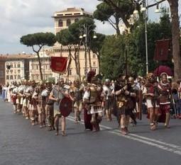 Parade anniversaire de la naissance de Rome | LVDVS CHIRONIS 3.0 | Scoop.it