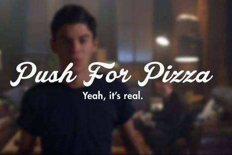 How Push for Pizza is the easiest way of ordering Pizza | Technology Trends | Scoop.it