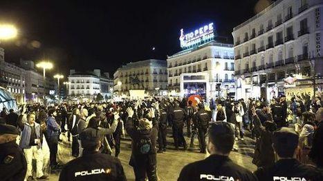 Movimiento 15-M tendrá su placa en mayo en Sol para celebrar su aniversario | Movimiento 15M España | Scoop.it