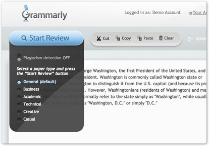 Grammarly - world's most accurate grammar checker and automated proofreader | UDL & ICT in education | Scoop.it