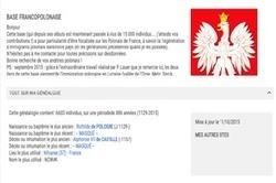 Base franco-polonaise : 12.000 Polonais-Lorrains en ligne ! | Généalogie et histoire, Picardie, Nord-Pas de Calais, Cantal | Scoop.it