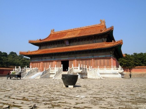 Eastern Qing Tombs, China - The Qing Dynasty | Ancient city | Scoop.it