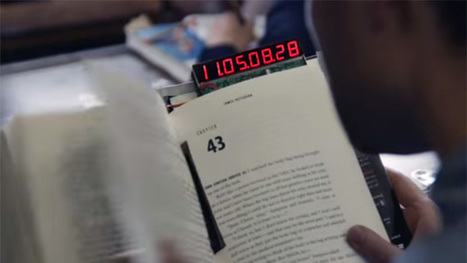 Self-destructing book gives you 24 hours to finish reading | Read Ye, Read Ye | Scoop.it