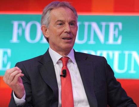 War Criminal Tony Blair calls for intervention after use of chemical weapons like WMDs in Iraq ? | The Indigenous Uprising of the British Isles | Scoop.it