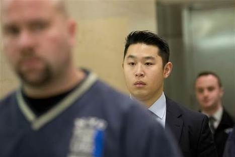 Lawyers for Ex-Cop Peter Liang File for New Trial, Allege Juror Misconduct   Police Problems and Policy   Scoop.it