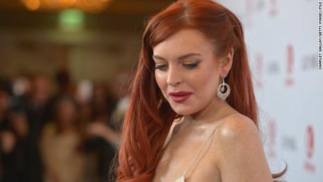 Lindsay Lohan? Pregnant? April Fools Bad Joke | Soup for thought | Scoop.it