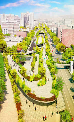 Mexico City Moves Forward with Ambitious Elevated Park | Sustainable Futures | Scoop.it