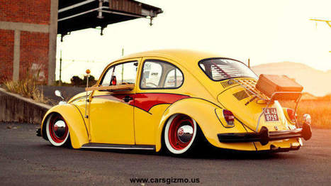 The Gorgeous Development Of VW Bug. | carsgizmo | Scoop.it