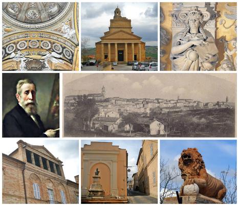 Luigi Fontana and Monte San Pietrangeli | Le Marche another Italy | Scoop.it