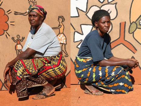 TV5MONDE : L'art mural des femmes de Makwacha, un passeport pour l'avenir | FLE & Arts Plastiques | Scoop.it