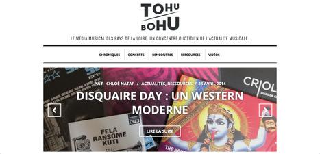 Tohu Bohu fait sa mue | La veille de Ouest Médialab | Scoop.it