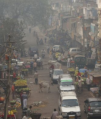"""India's Air Pollution Emergency (""""another country that has run-away air pollution in cities"""")   Climate & Clean Air Watch   Scoop.it"""