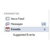 Facebook Flips The Switch On Suggested Events Feature | Everything Facebook | Scoop.it
