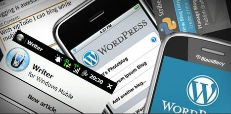 WordPress déclare supporter Google Accelerated Mobile Pages (AMP) | Geeks | Scoop.it