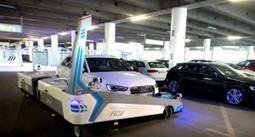 Robot valet to park cars in German airport | Digital-News on Scoop.it today | Scoop.it
