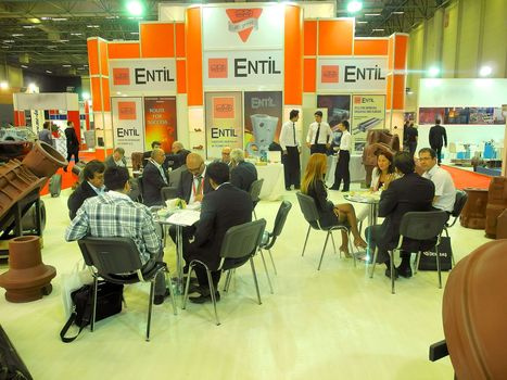 Great Interest to our Booth During Ankiros 2014 Fair | Entil A.Ş. | Scoop.it