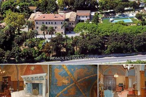 Best Le Marche Properties for Sale: Ancient Noble Villa, San Benedetto del Tronto | Le Marche Properties and Accommodation | Scoop.it