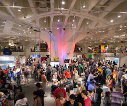 At Maker Faire New York, the DIY movement pushes into the ... | Invent To Learn: Making, Tinkering, and Engineering in the Classroom | Scoop.it