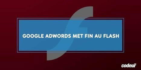 Google Adwords met fin au Flash : quelle alternative ? - Blog freelance | SEO SEA SEM - Référencement Naturel & Payant | Scoop.it