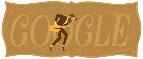 Il doodle di Google è per Adolphe Sax | InTime - Social Media Magazine | Scoop.it