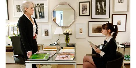 13 choses que vous ignorez encore sur « Le Diable s'habille en Prada | Infos Mode, Beauté , VIP, ragots, buzz ... | Scoop.it