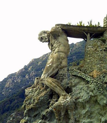 The Wounded Giant of Monterosso | Italia Mia | Scoop.it