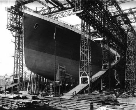 The Titanic: What Made It Sink : Discovery News | HCS Learning Commons Newsletter | Scoop.it
