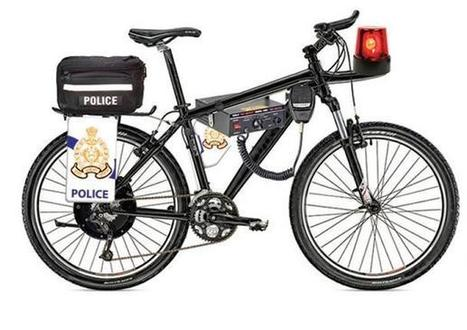 Is this the future of policing? - Hindu Business Line | Policing Around the Globe | Scoop.it