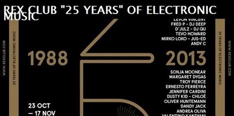 Le Rex Club balance sa playlist pour ses 25 ans | Sourdoreille | News musique | Scoop.it