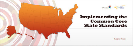 Common Core State Standards Initiative | | K-12 Common Core Resources for English Language Arts (CCSS ELA) | Scoop.it