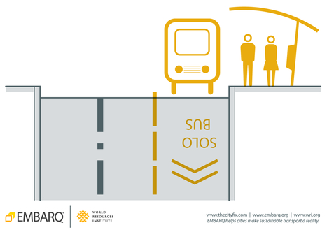 People-Oriented Cities: 3 Key Elements for Quality Public Transport   World Resources Institute   Sustainable Futures   Scoop.it
