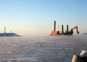 Maritime Journal - Excavator forms basis of backhoe dredger in Finland   Finland   Scoop.it
