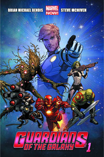 Bendis Says Buy Guardians Of The Galaxy For Bragging Rights | Comic Books | Scoop.it