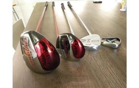 Recomendaciones antes de comprar palos de golf | alaMaula ... | clases golf barcelona | Scoop.it