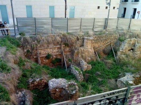 Valencia: Reclaman protección para los restos romanos de la calle Salvador | LVDVS CHIRONIS 3.0 | Scoop.it