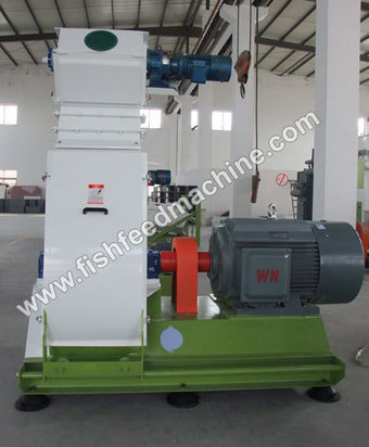 Feed Hammer Mill with Large Capacity especially for Coarse Grinding | high quality fish feed pellet machine | Scoop.it