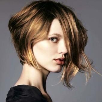 Haar-inspiratie: 31 x De mooiste korte kapsels | Kapsels voor vrouwen | Scoop.it