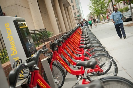 As Capital Bikeshare expands in popularity and size, it runs into logistical ... - Washington Post | SEC Rule 506c | Scoop.it