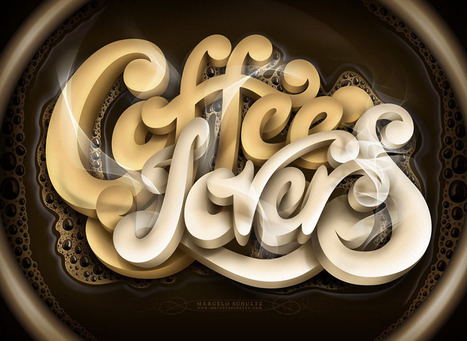 Cool Typography – Marcelo Schultz | Typography | Scoop.it