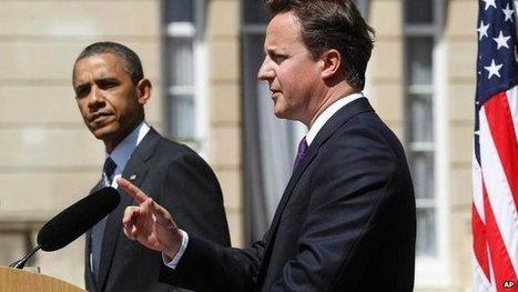 UK and US leaders in anti-terror vow   A level Politics (AQA) Unit 2   Scoop.it