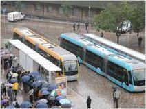 "Un ""mi-tram-mi bus"" révolutionne l'urbanisme de Metz - Batiactu | CDI RAISMES - MA | Scoop.it"