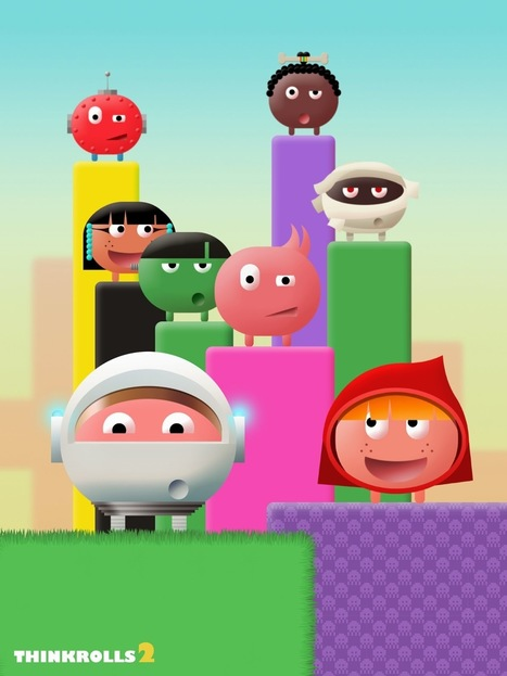 iPads y Autismo: app: Thinkrolls 2 | iPad classroom | Scoop.it