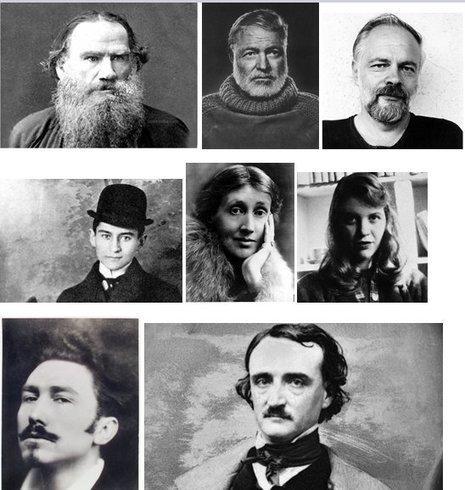 Escritores famosos con trastornos mentales | Formar lectores en un mundo visual | Scoop.it