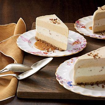 Pumpkin ice cream cake | Food and recipes | Scoop.it