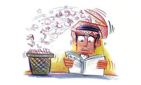 Embrace English ... without losing Arab identity | Arab News — Saudi Arabia News, Middle East News, Opinion, Economy and more. | Global Lingua Franca | Scoop.it