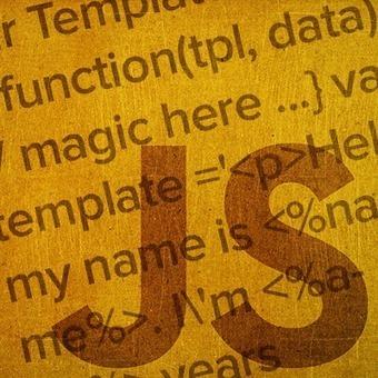 Javascript template engine in just 20 lines   Digital   Scoop.it