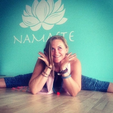 A Yoga Teacher's Manifesto.   Education, Curiosity, and Happiness   Scoop.it