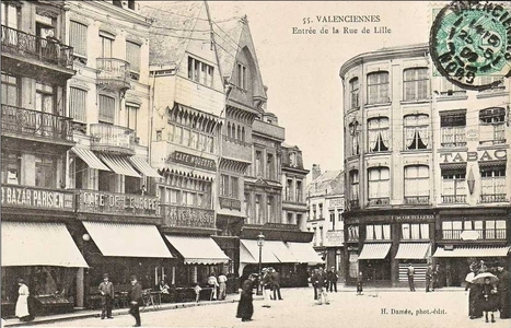 Valenciennes à la Belle Epoque | GenealoNet | Scoop.it